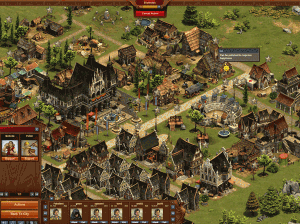 Stadt bei Forge of Empires