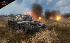 "Panzer-MMO ""World of Tanks"""