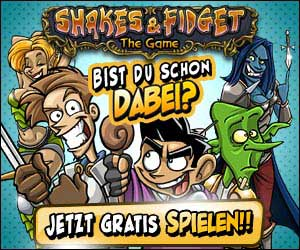 Shakes & Fidget: The Game